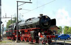 Dampflokomotiv 2