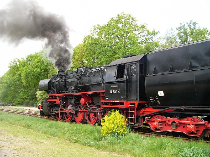 Dampflokomotive 528029-2
