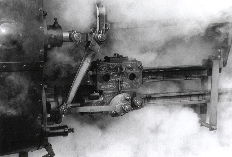 Dampflokomotive in Bochum Dahlhausen