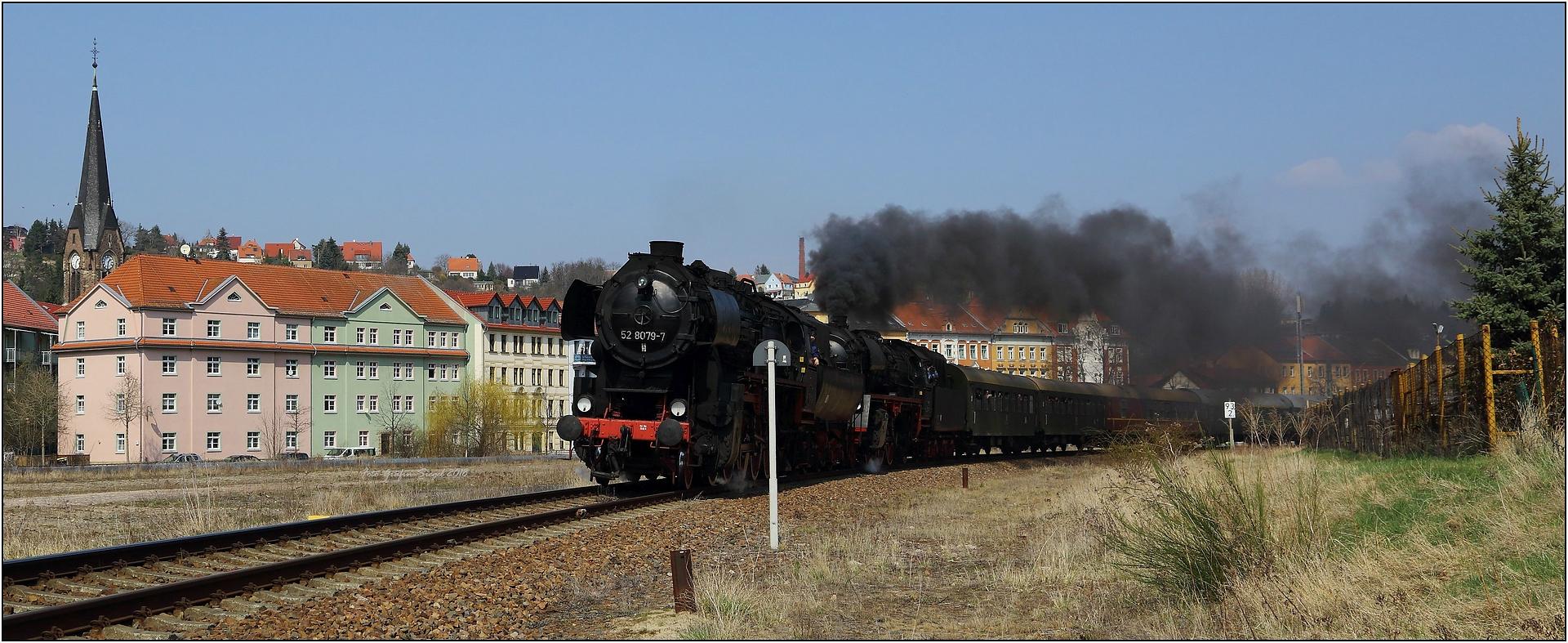 Dampfloktreffen Dresden 2018