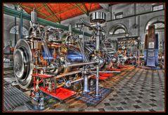 Dampfmaschine 1904