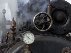 Dampfmaschine