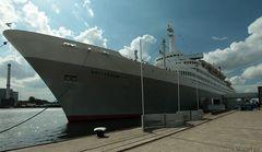 Dampfschiff Rotterdam