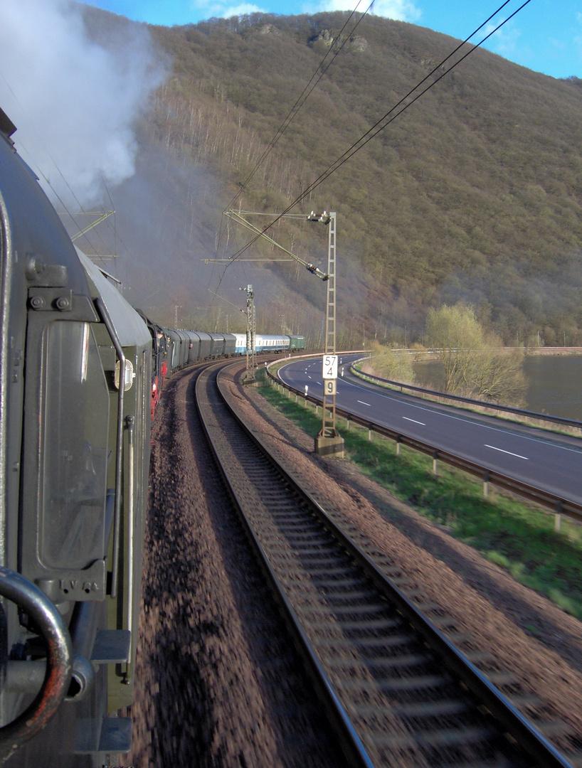 Dampfspektakel 2010 1/2