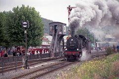 Dampftage in Bochum