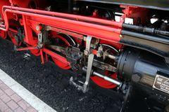 Dampfzylinder und Kreuzkopf