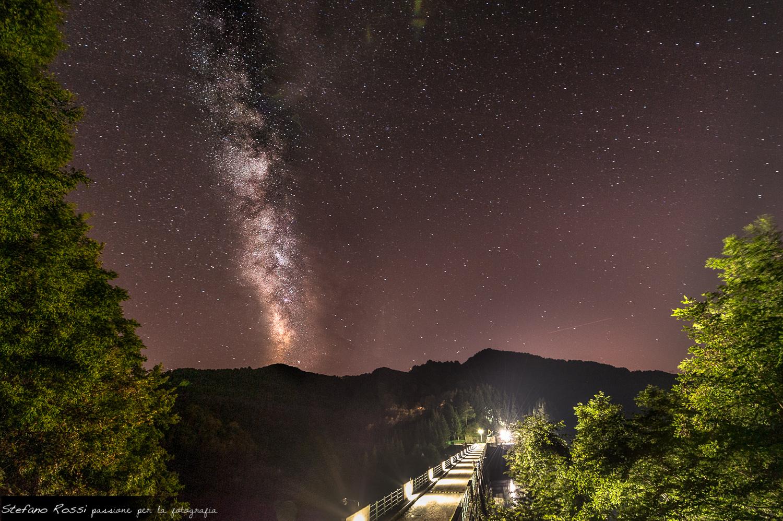 Dam's Milky Way