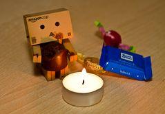 Danbo´s Bonfire