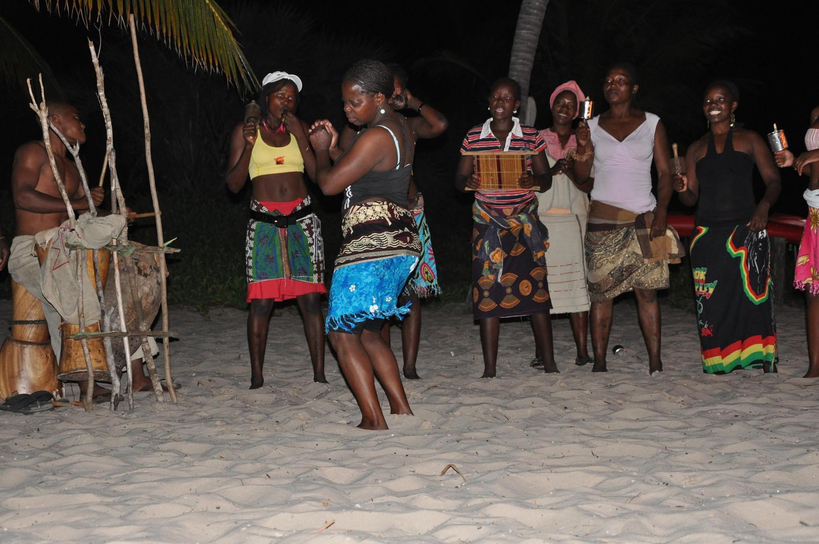 dance locale