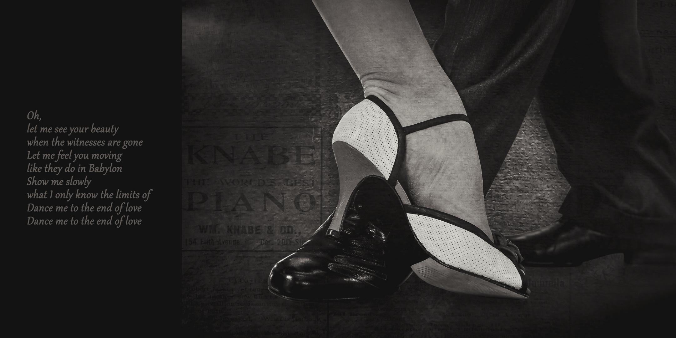 Dance me...