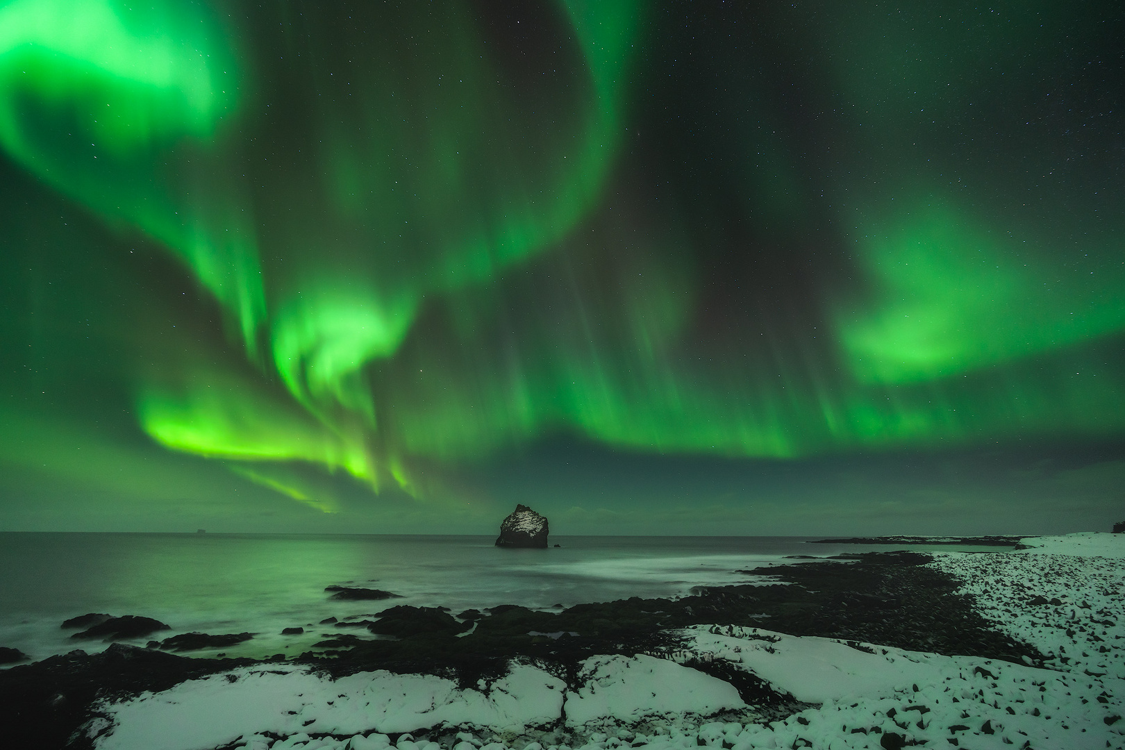 Dance of the Northern Lights