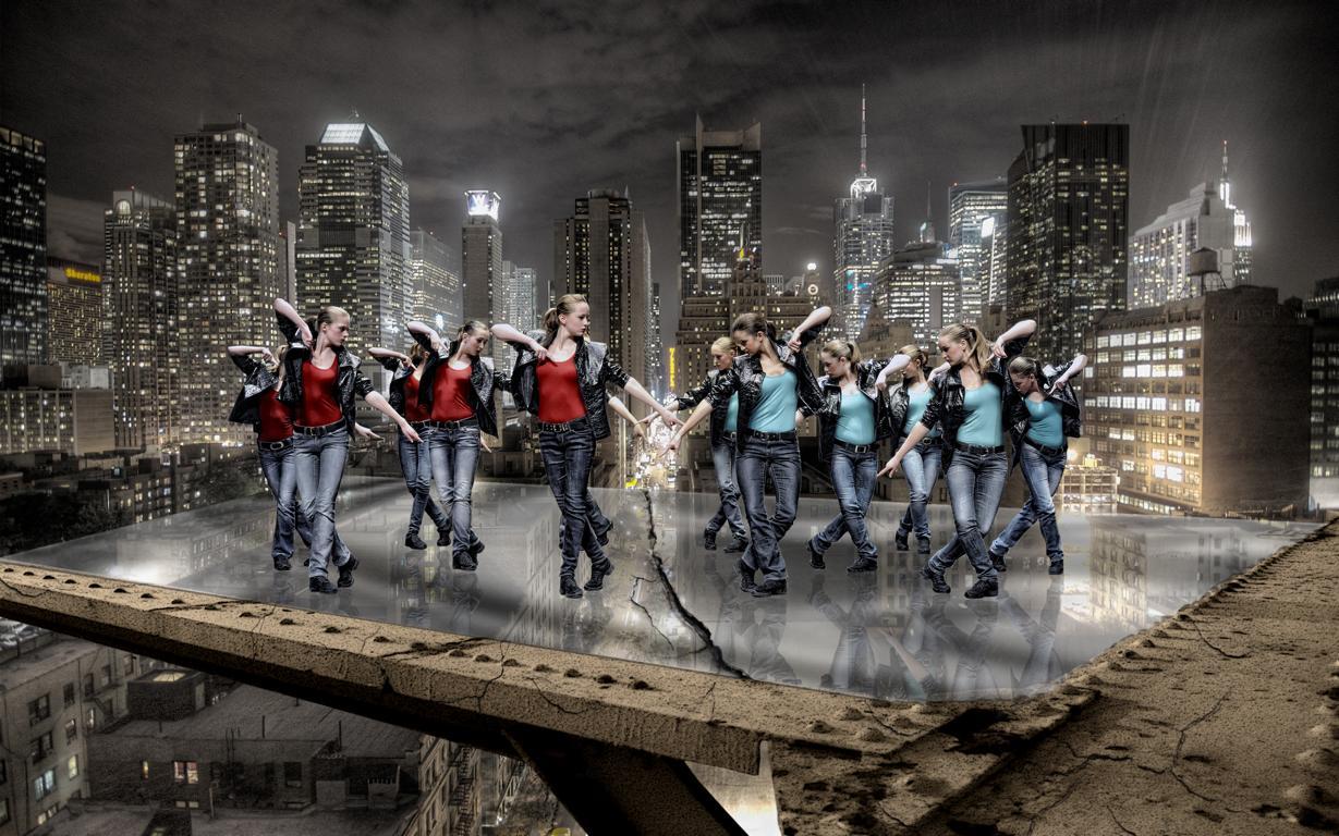 Dance über New York