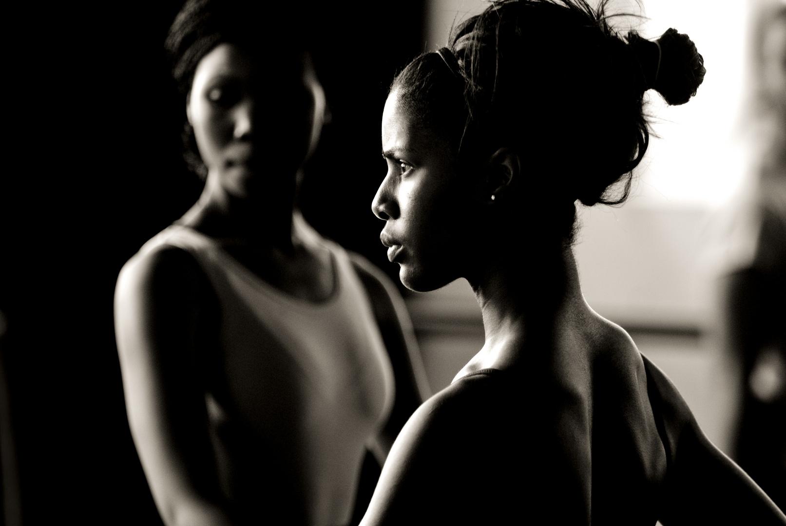 Dancer at Ikapa