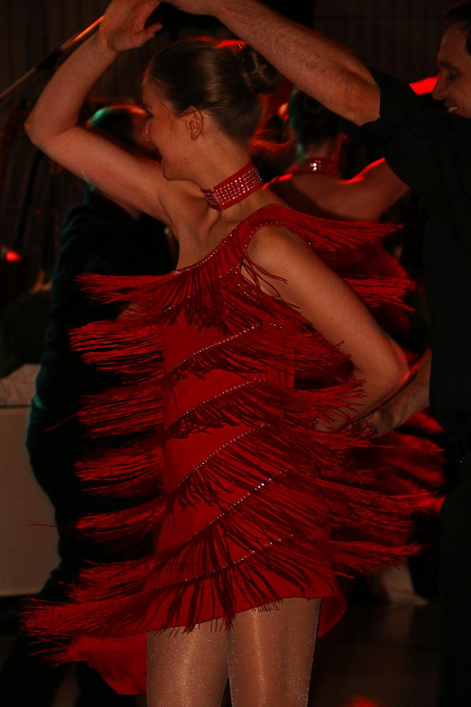 Dancing for Passion