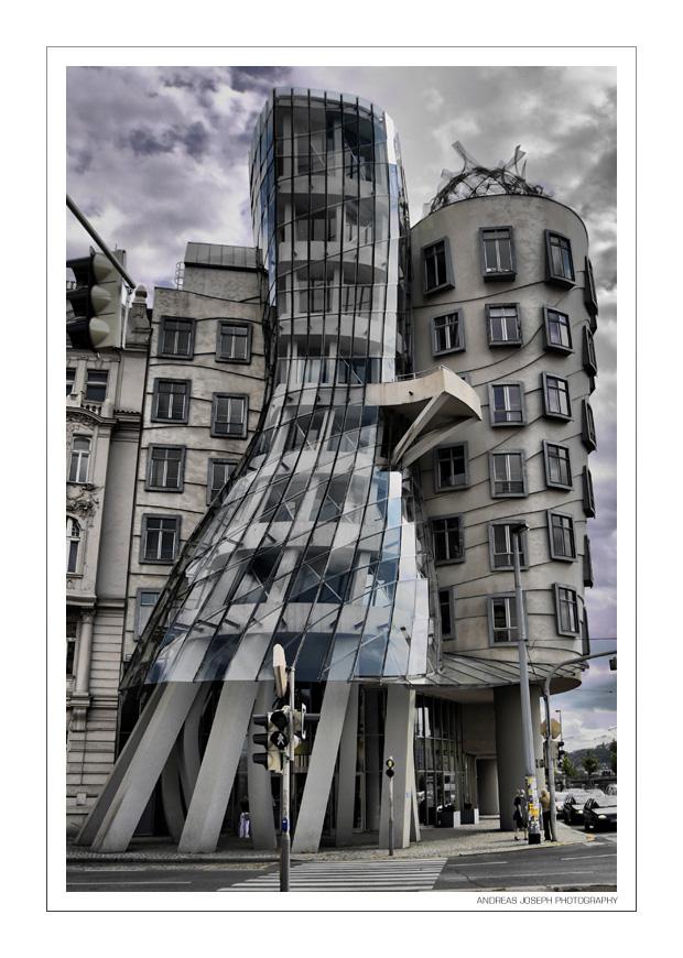 Dancing House / Tanzende Haus