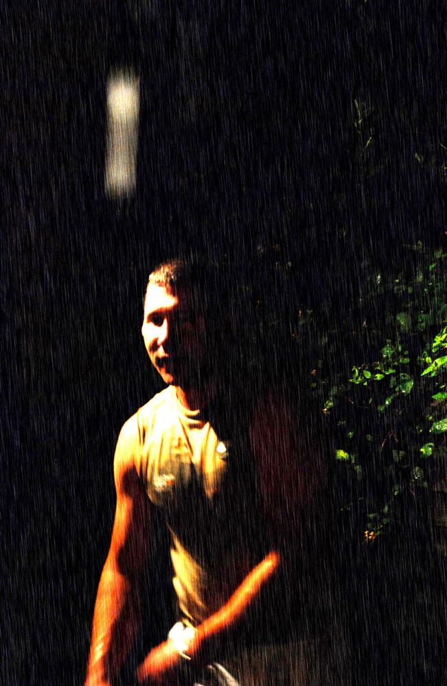 Dancing in the rain... (2)
