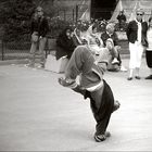 _dancing on the street