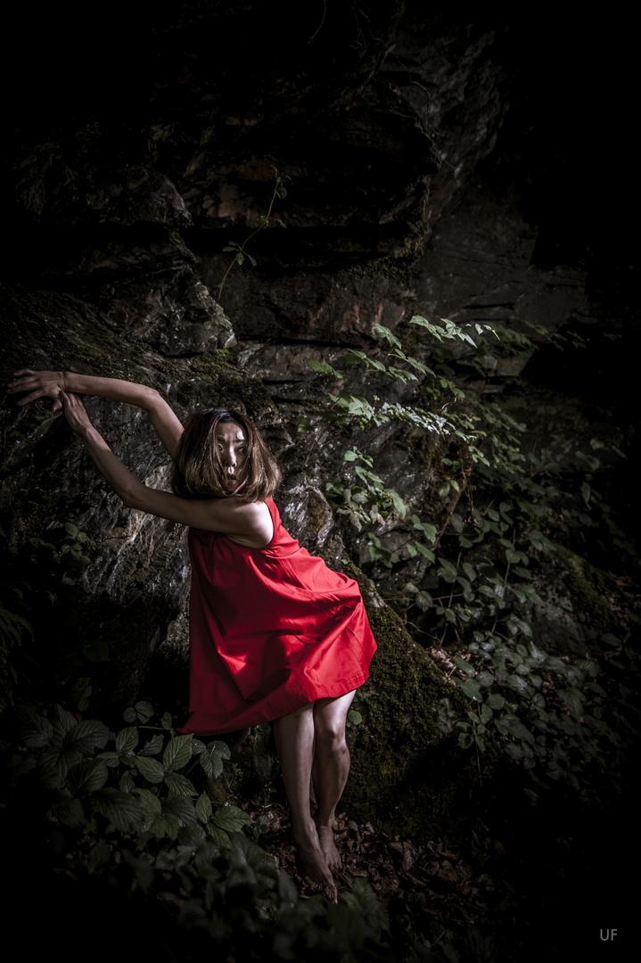 Dancing the dark