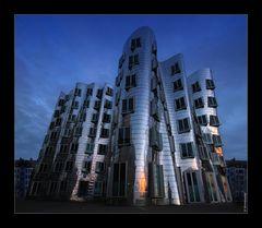 Dancing Towers of Duesseldorf