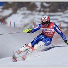Dani Albrecht, Slalom