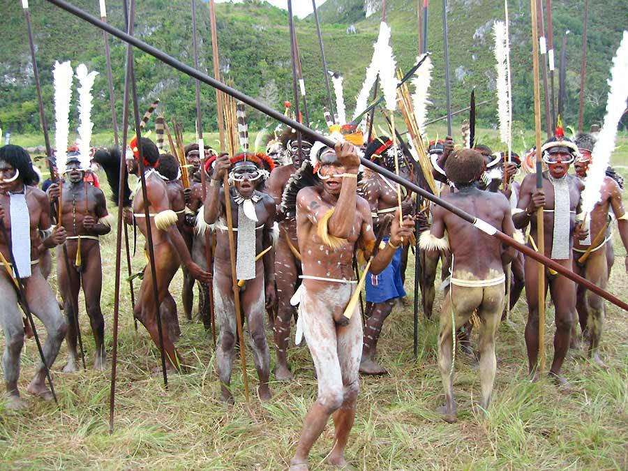 Dani Krieger West Papua