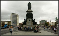 Daniel O'Connell Statue...
