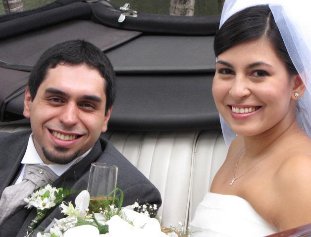 Daniela y Eduardo