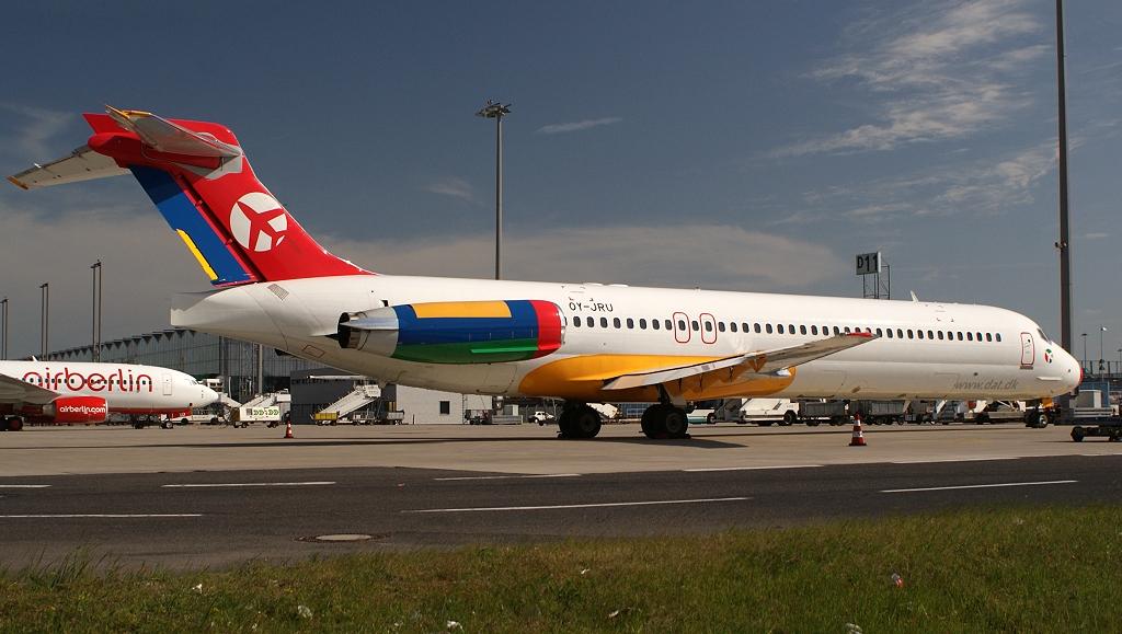 Danish Air Transport MD-87