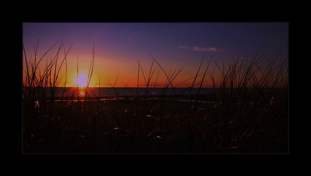 Danish Sunset