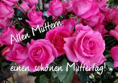 Danke allen Müttern