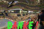 Danke SAP - Arena !