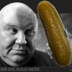 """Dann lieber das, Klaus-Dieter..."""