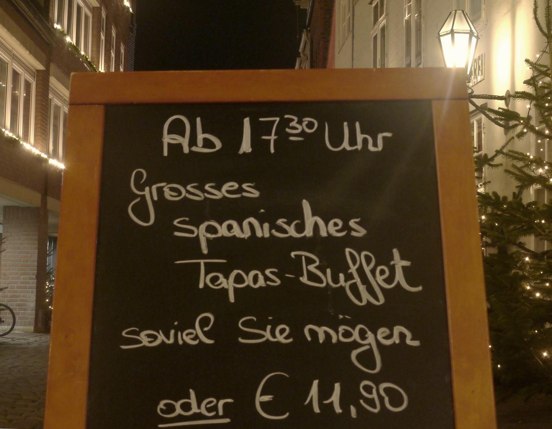 ... dann nehme ich doch lieber die € 11,90