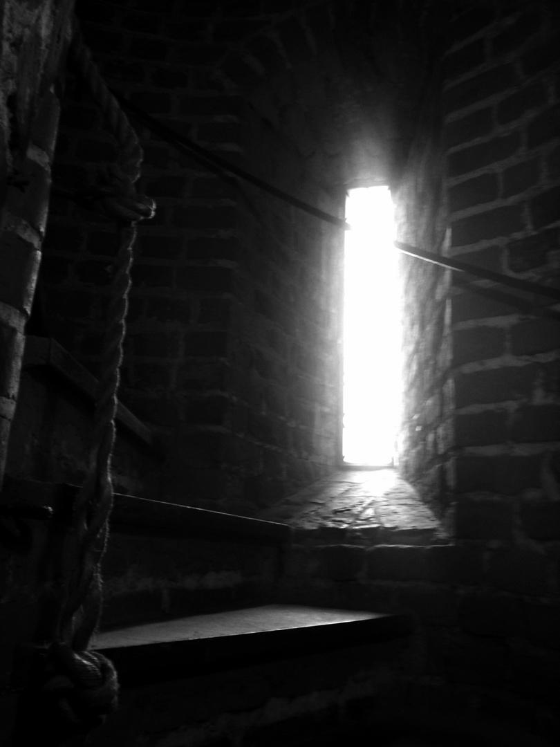 ... dann siehst du das Licht