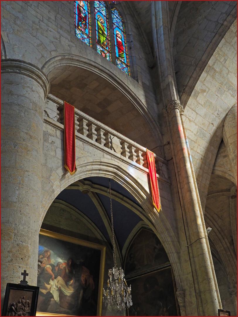 Dans la Cathédrale St Gervais et St Protais de Lectoure