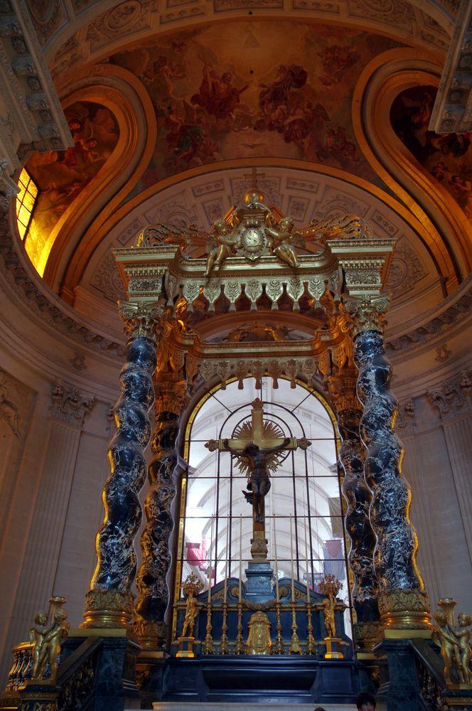 Dans la lumière .... au Panthéon