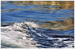 dans le creux de la vague ....