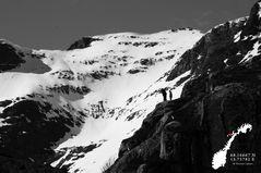 Dans les montagnes du nord