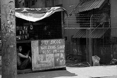 Dans les rues de Manille