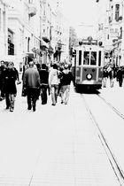 Dans les rues de Taksim