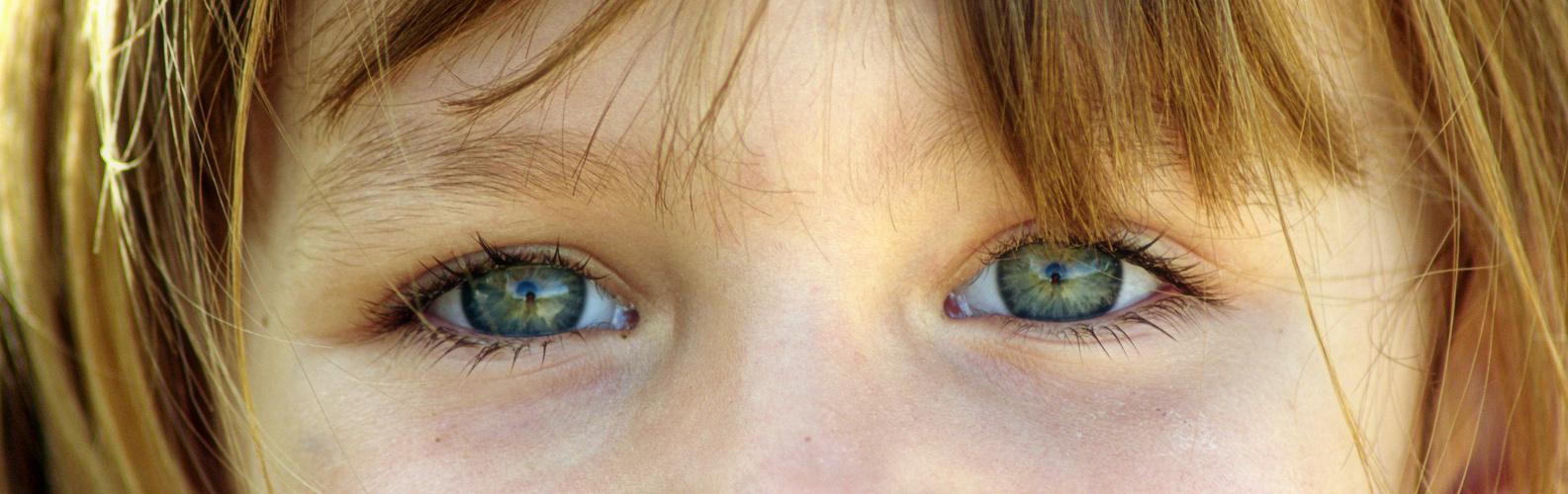 Dans ses yeux .....