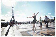 danse au Palais du Trocadéro