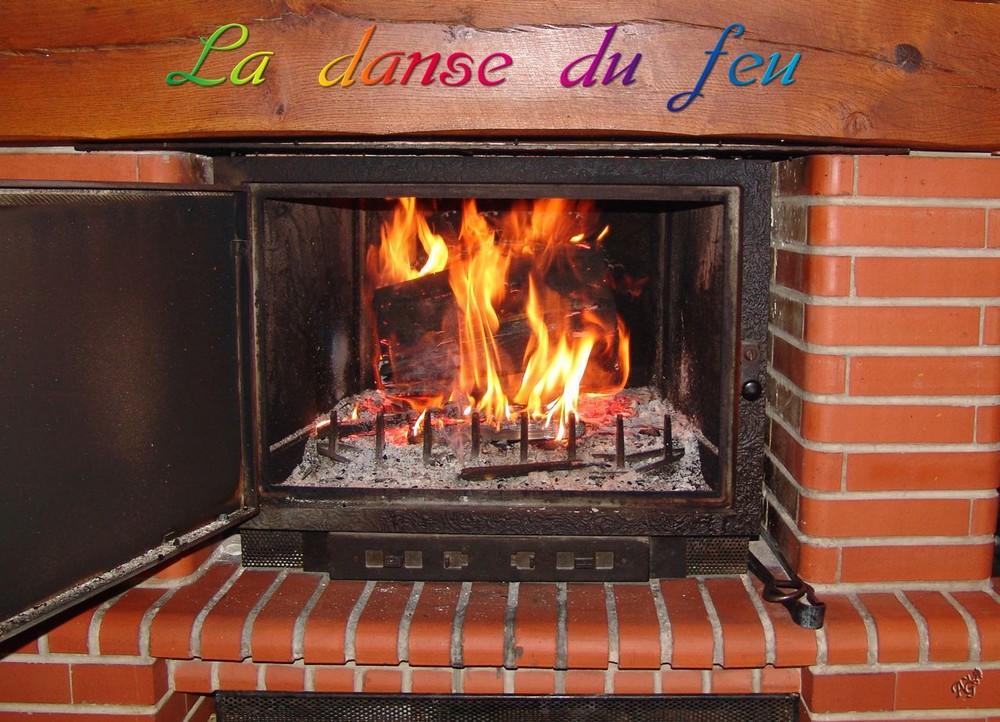 Danse avec les flammes
