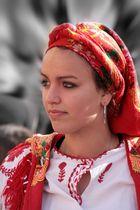 danseuse folklorique