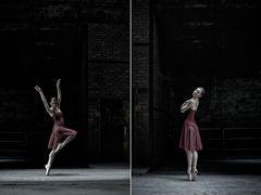 danseuse - sanfte bewegungen
