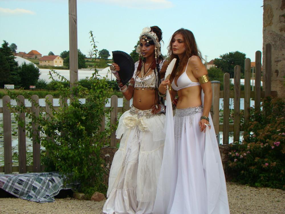Danseuses Elfiques