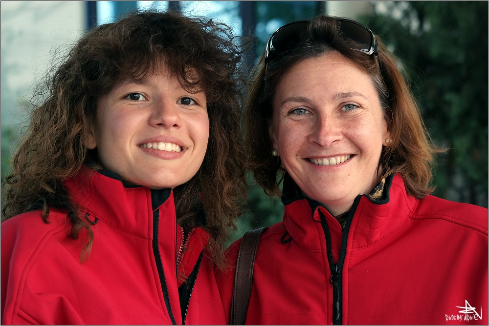 Danube - Agnès et Teodora