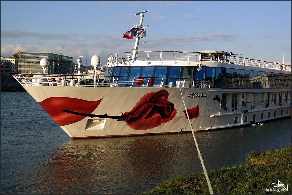 Danube - Hôtel flottant I