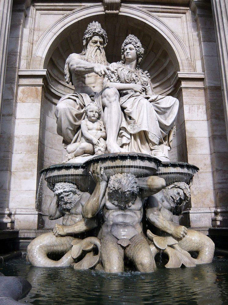 Danubius-Brunnen