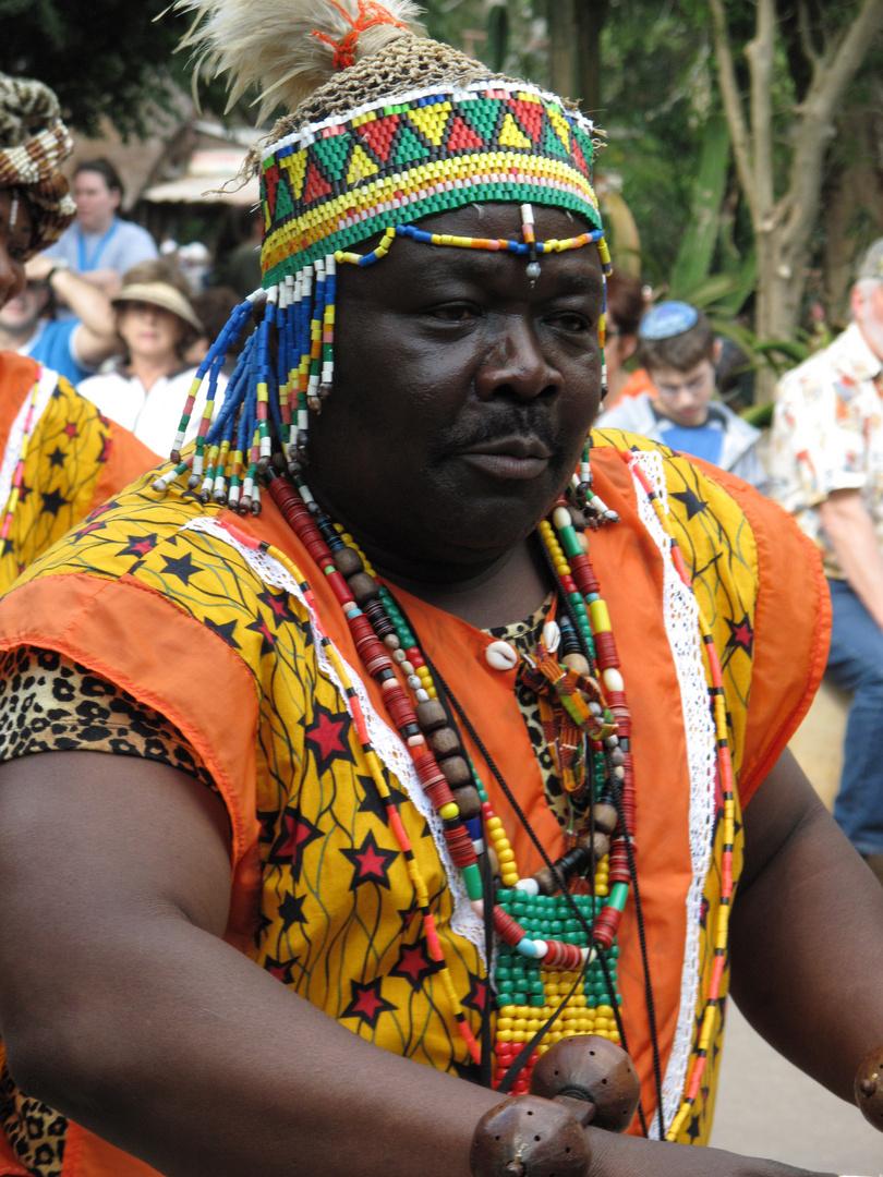 Danza africana